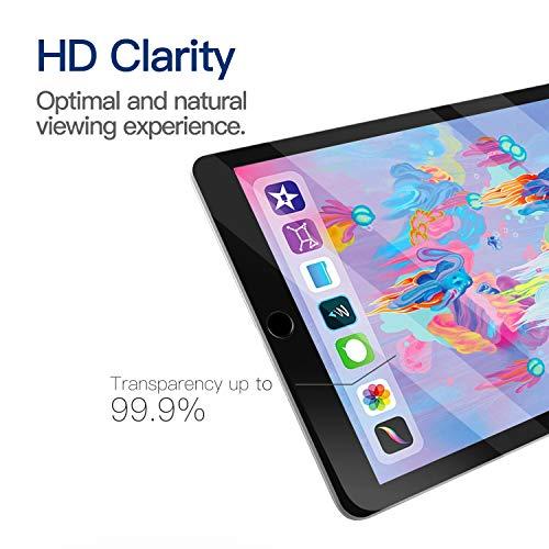 2 Pack iPad Mini 5//iPad Mini 4 Gen Screen Protector HD Clear Fit For iPad Pencil